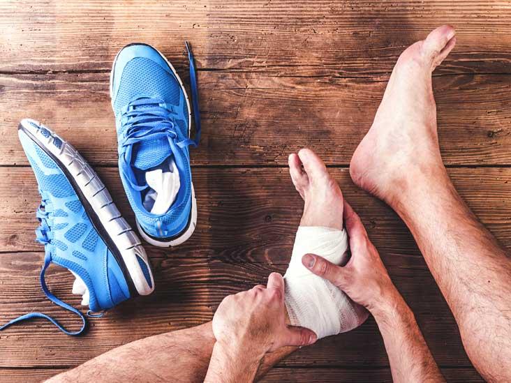 7 съвета за превенция от травми на глезена
