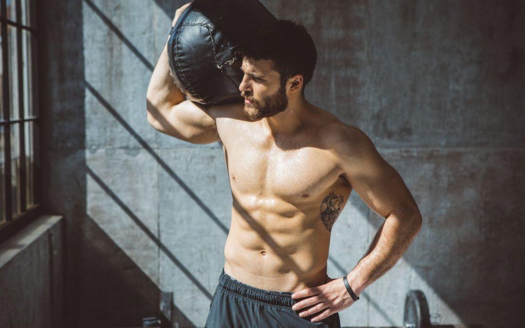 5 фитнес грешки, които водят до болки в рамото