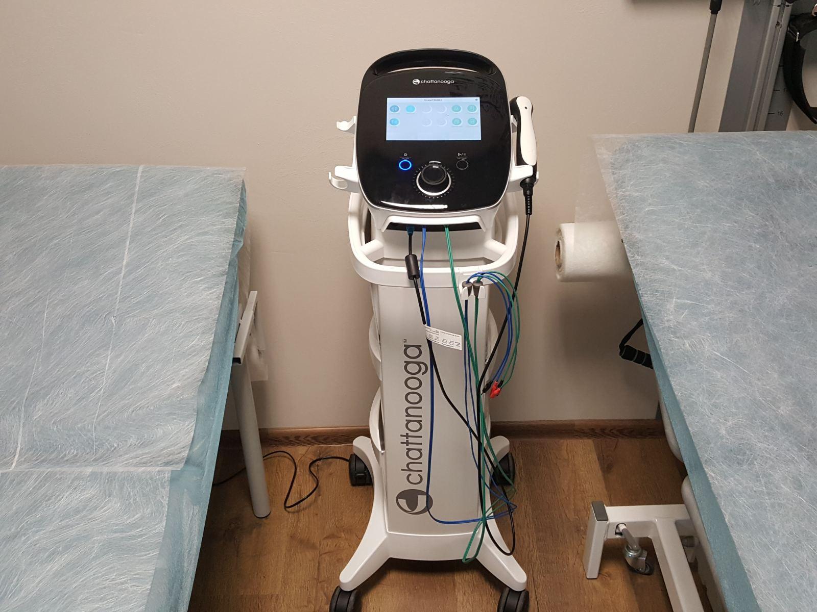 физиотерапевтична апаратура